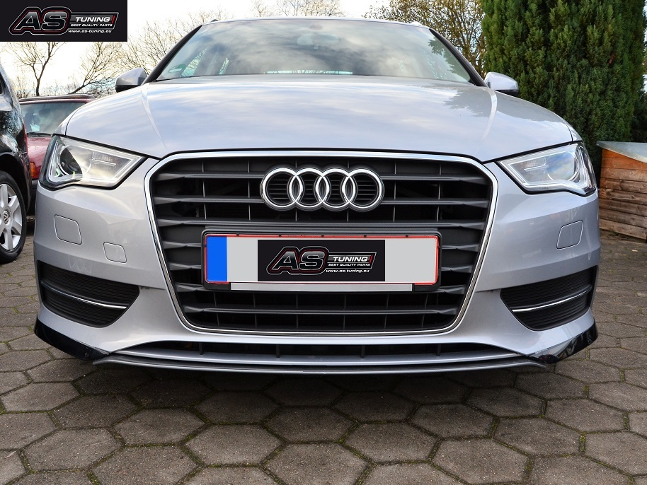 Car Styling Bumpers Frontlippe Frontspoilerlippe Frontspoiler ...